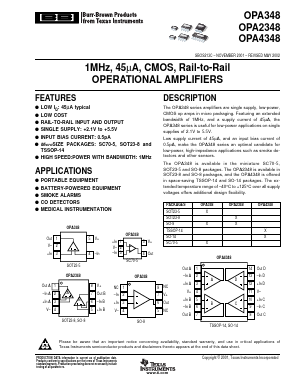 OPA4348 image