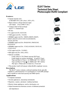 EL817C image