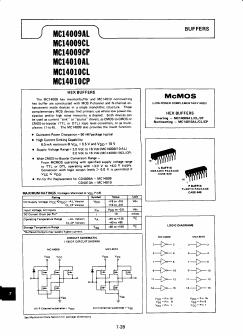 MC14010AL image