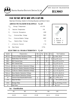 H13003 image