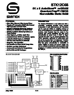 STK12C68-C20I image