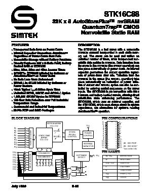 STK16C88-45 image