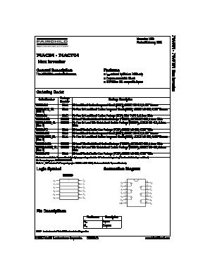 74ACT04SC image