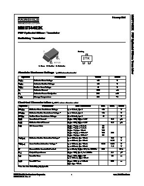 MMBT4403K image