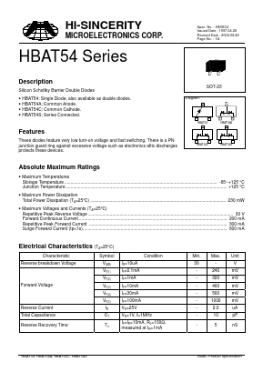 HBAT54C image