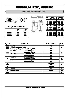 MUR8100T image