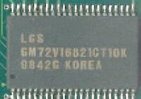 GM72V16821CT10K image