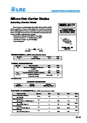 MMDL301T1 image
