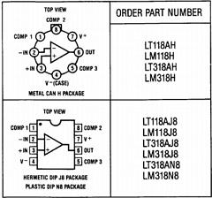LT318A image