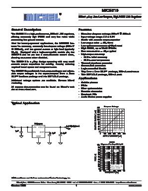 MIC5319-5.0YMLTR image