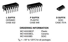 MC14001B image