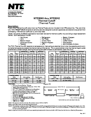 NTE8098 image
