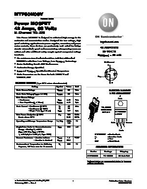 MTP50N06V image