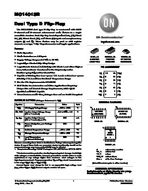 MC14013B image