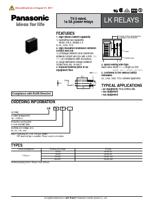 LK1AF-5V image