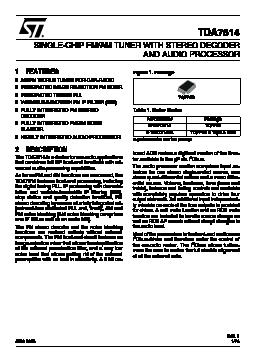 TDA7514 image