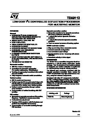 TDA9113 image