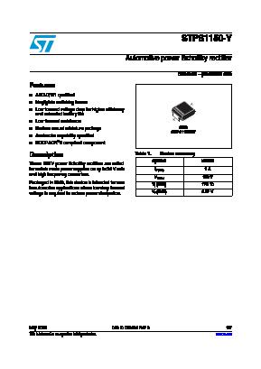 STPS1150-Y image