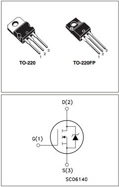 IRF630 image