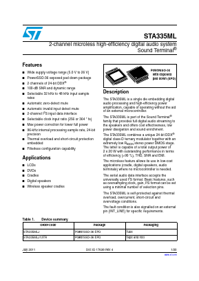STA335ML image