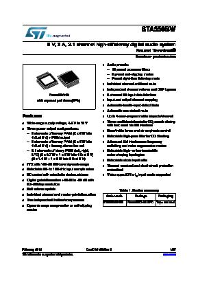 STA559BW image