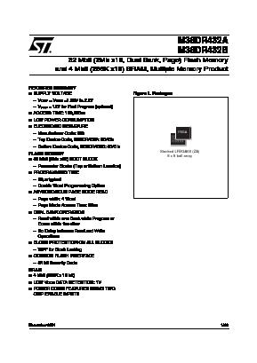M36DR432A image