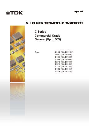 C3225C0G1H333K160AA image