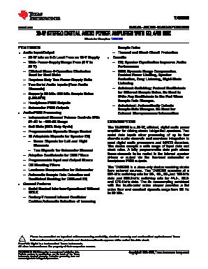 TAS5705 image