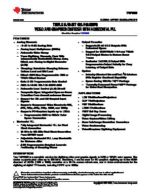 TVP7002 image