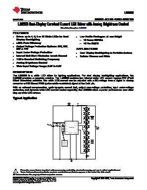 LM3503 image