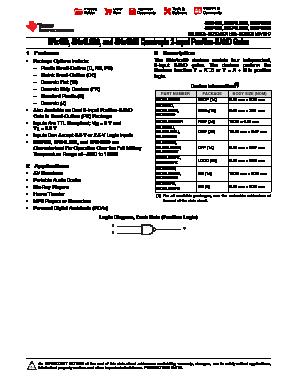 SN7400DRE4 image