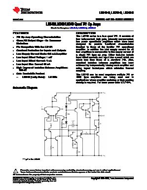 LM348M/NOPB image