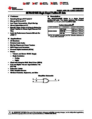 SN74AHC1G32 image