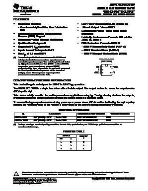 SN74LVC1G125-EP image