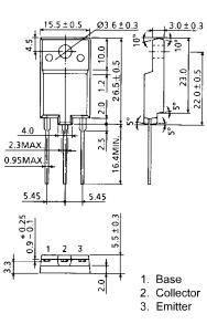 2SD2539 image