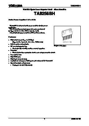 TA8256 image