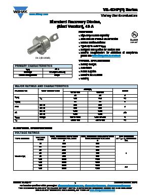 VS-40HF120 image