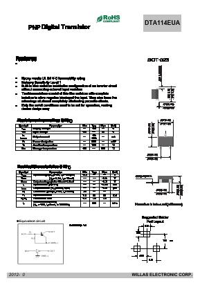 DTA114EUA image