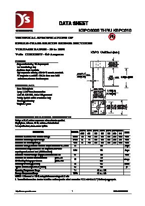 KBPC6005 image